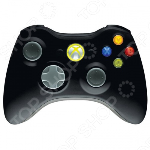 купить Геймпад Microsoft Xbox 360 Wireless Controller онлайн доставка