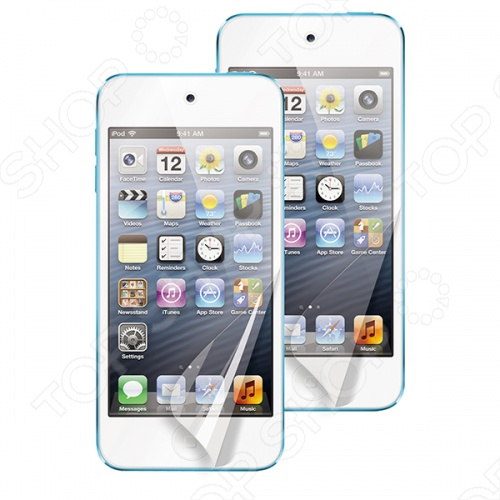 купить Пленка Muvit Screen Guard AntiFinger для iPod Touch онлайн доставка