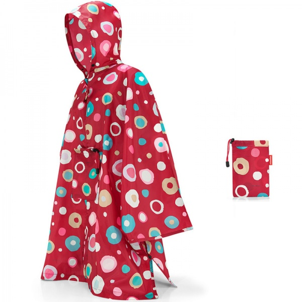 купить Дождевик Reisenthel Mini Maxi Funky Dots 2 онлайн доставка