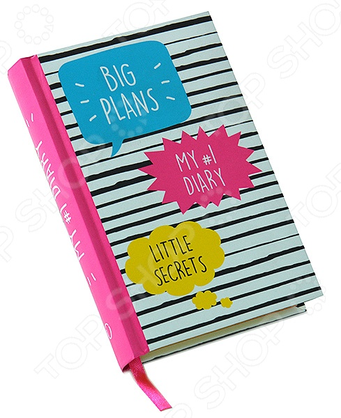 купить My 1 Diary. Big Plans. Little Secrets онлайн доставка
